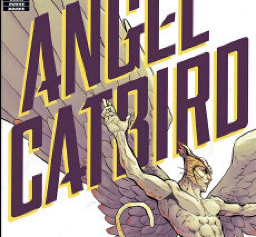 cover of Angel Catbird, a new graphic novel series by Margaret Atwood Uploaded external by: demara, bruce