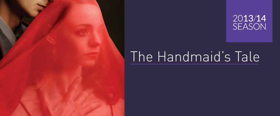 "a book report on margaret atwoods the handmaids tale ""the handmaid's tale"" on hulu has been pretty good about margaret atwood's novel on which it is based, but even early on, the show was expanding beyond the scope of the book in season 2 ."